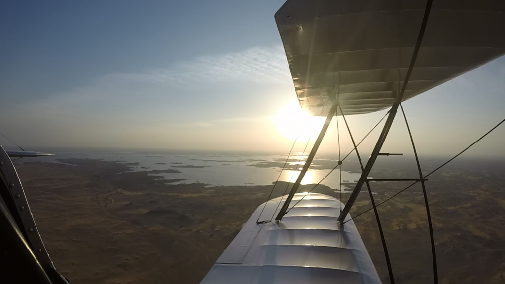 Base leg in Aswan